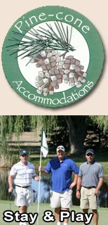 Pine Cone Golf Packages